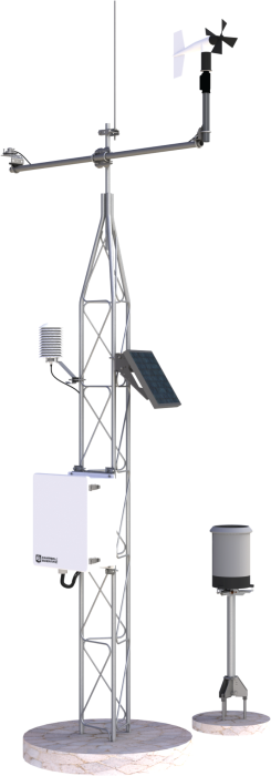 UTILITY100: Utility-Grade Weather Station for SCADA Operations